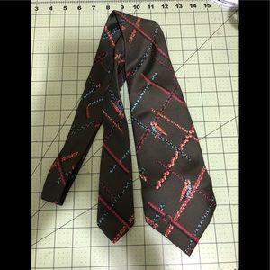 Salvatore Ferragamo vintage designer tie